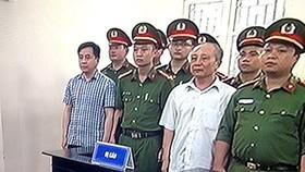 """Vũ """"nhôm"""" lĩnh án 9 năm tù trong vụ án làm lộ bí mật tài liệu Nhà nước"""