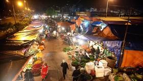Xử lý trách nhiệm lãnh đạo để xảy ra bảo kê ở chợ Long Biên