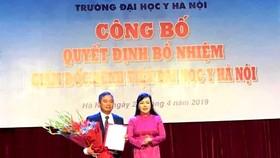 PGS.TS Nguyễn Lân Hiếu được bổ nhiệm Giám đốc BV Đại học Y Hà Nội