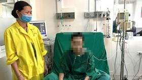 Nữ bệnh nhân LT.C được cứu sống sau nhiều ca phẫu thuật rất phức tạp