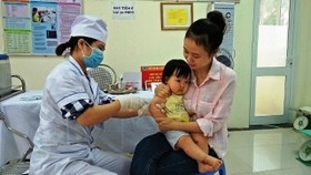 Đảm bảo an toàn tiêm chủng cao nhất cho trẻ em