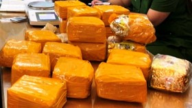 Gần 20kg ma túy đá được thu giữ trong chuyên án