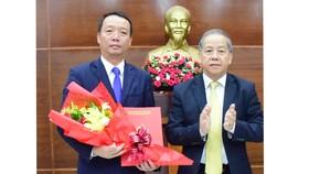 Ông Phan Thiên Định nhận quyết định làm Phó Chủ tịch UBND tỉnh Thừa Thiên – Huế