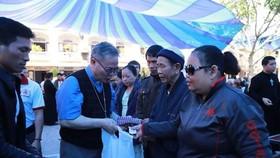Chương trình Xuân yêu thương tặng quà cho 600 người nghèo, khuyết tật
