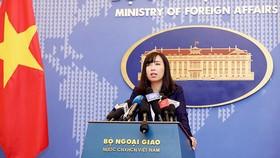 Việt Nam phản đối Trung Quốc tổ chức đua thuyền ở Hoàng Sa