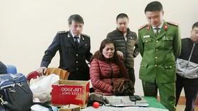 Bắt đối tượng vận chuyển 3 bánh heroin từ Nghệ An vào miền Nam tiêu thụ