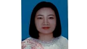 Đối tượng Nguyễn Thị Kim Liên. Ảnh Công an Hà Tĩnh cung cấp