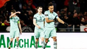 Cầu thủ Arsenal tiếp tục trải qua thất vọng. Ảnh: Getty Images