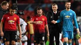 """Đa phần những cầu thủ này sẽ ra đi, Ole Gunnar Solskjaer cần người thay thế nhưng Man.United sẽ chịu chi """"bom tiền""""? Ảnh: Getty Images"""
