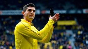 Christian Pulisic vừa chia tay Dortmund để trở thành người của Chelsea. Ảnh: Getty Images