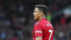 Alexis Sanchez là một số 7 khác gây thất vọng lớn tại Old Trafford. Ảnh: Getty Images