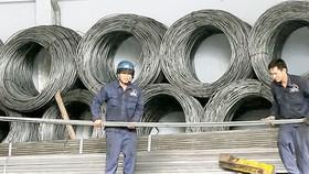 Mặt hàng sắt thép cũng nằm trong nhóm có kim ngạch nhập khẩu cao với hơn 3,3 tỉ USD trong 4 tháng đầu năm nay