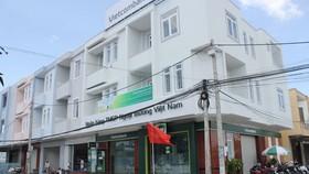 Ngân hàng thương mại Cổ phần Ngoại thương Việt Nam, Chi nhánh thị xã Duyên Hải - nơi xảy ra vụ cướp.