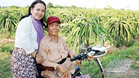 Tác giả gặp lại Anh hùng LLVT Phạm Thị Mai (Tám Tiệm) sau 24 năm