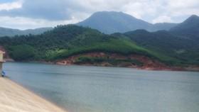 Hồ chứa nước Thủy Yên. Ảnh: Nông nghiệp VN