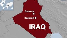 Nhà máy điện bị tấn công nằm ở TP Sammara, cách phía Bắc thủ đô Baghdad khoảng 100 km