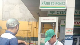 Đảm bảo chất lượng xăng E5 RON 92