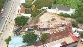 Điều chỉnh quy hoạch  một số khu dân cư