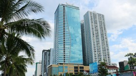 Dự án khách sạn Mường Thanh và căn hộ cao cấp Sơn Trà  xây trái phép