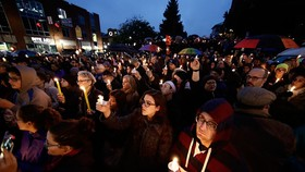 Tưởng niệm các nạn nhân tại TP Pittsburgh
