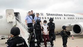 Trung Quốc phạt 572 quan chức vì bảo kê tội phạm