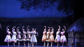 Tái diễn vở vũ kịch Giselle