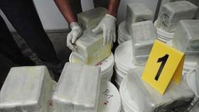 El Salvador thu giữ lượng ma túy kỷ lục