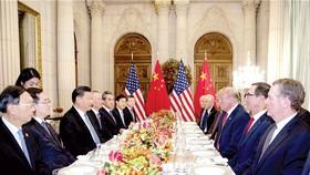 Cuộc gặp thượng đỉnh Mỹ - Trung Quốc diễn ra bên lề hội nghị G20