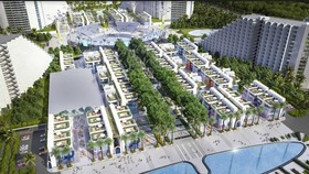 Shopvillas The Arena Cam Ranh vừa được chủ đầu tư Vịnh Nha Trang