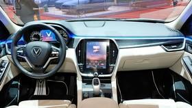 VinFast trình làng mẫu SUV Lux phiên bản đặc biệt tại Thụy Sĩ