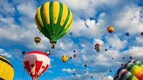 Khai hội khinh khí cầu quốc tế Huế 2019