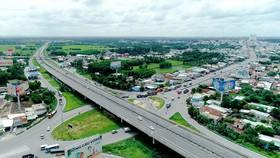 """Bien Hoa New City sở hữu vị trí đắc địa khi nằm trong tứ giác tiềm năng và cách """"vùng lõi"""" tam giác vàng – ngã ba Vũng Tàu chỉ vài phút di chuyển"""