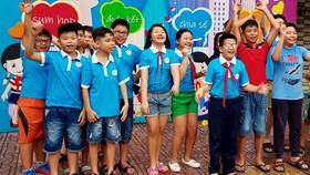 Hơn 5.000 thiếu nhi TPHCM vui trại hè Thanh Đa