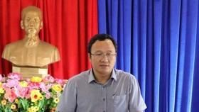 Thủ tướng Chính phủ bổ nhiệm lại ông Khuất Việt Hùng giữ chức vụ Phó Chủ tịch chuyên trách Ủy ban An toàn giao thông quốc gia. Ảnh: TTXVN