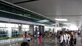 Hôm nay 1-7, sân bay Tân Sơn Nhất ngưng phát loa thông báo