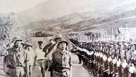Họp mặt nhân 70 năm ngày thành lập Trung đoàn 174