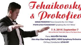 Đêm nhạc Tchaikovsky và Prokofiev