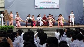 Chương trình âm nhạc học đường tại Trường THPT Phú Nhuận
