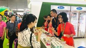 Người tiêu dùng Trung Quốc dùng thử và đánh giá cao các sản phẩm của Vinamilk