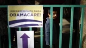 Quốc hội Mỹ thông qua việc bãi bỏ đạo luật y tế Obamacare. Ảnh: Reuters