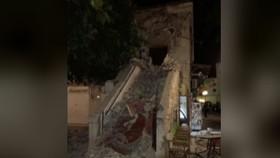 Động đất 6,7 độ Richter ở Thổ Nhĩ Kỳ, 2 người chết
