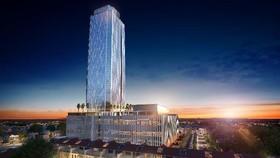 Vinpearl Hà Tĩnh Hotel dự kiến khai trương vào đầu tháng 12-2017