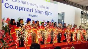 Co.opmart đầu tiên có mặt tại Nam Định