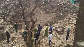 Vụ nổ nhà dân ở Bắc Ninh: Triệu tập hai người là chủ của đống phế liệu
