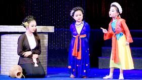 Những diễn viên nhỏ tuổi, nhân tố tiềm năng của sân khấu cải lương
