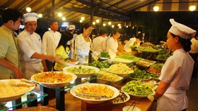 Chương trình ẩm thực, vui chơi giải trí dịp lễ 30-4 & 1-5