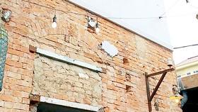 Biệt thự cổ kiến trúc Pháp tại Huế bị xâm hại nghiêm trọng