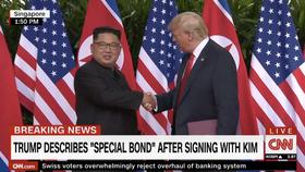 Toàn văn Tuyên bố chung Mỹ - Triều Tiên