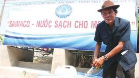 Kiến nghị cơ chế riêng cấp nước sạch tại huyện Cần Giờ