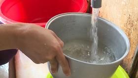 Gần 350.000 người ở trọ được cấp định mức nước